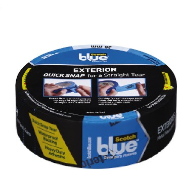 "Exterior Painters Tape ~ 1.5"" x 45 yds"