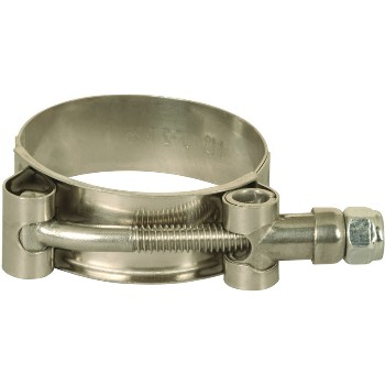 "T Bolt Hose Clamp ~ 1 15/16"" x 2 3/16"""