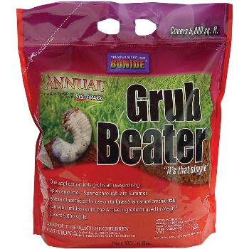 Annual Grub Beater ~ 6 lb Bag