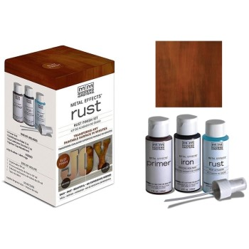 Metal Effects,  Rust Finish  Kit ~ 2 oz