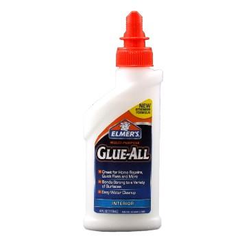Elmers   E3810 Elmers Glue-All ~ 4 oz.
