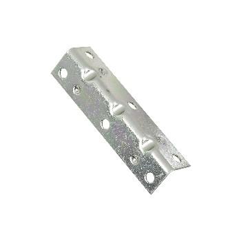 "National 220079 Zinc Corner Brace, 3.5"" x 0.75"""