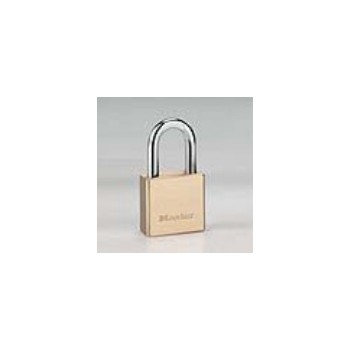 MasterLock 576DLHPF Solid Brass Padlock, Keyed Different ~ 1 3/4""