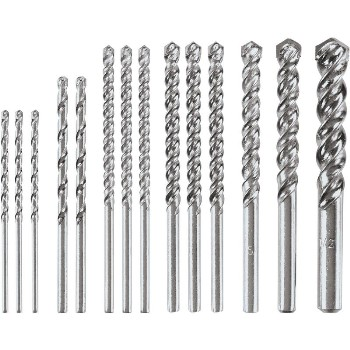 14pc Masonry Bit Set