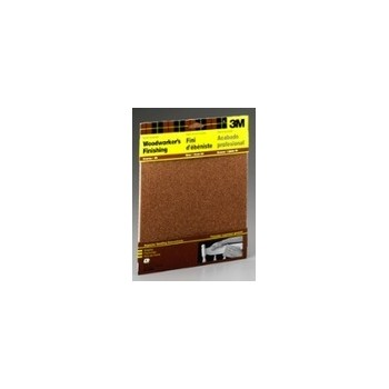 3M 051144090389 Sandpaper - Garnet Mineral - Coarse