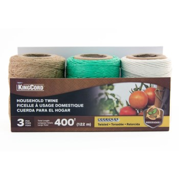Mibro Group   411201 Asst Twine