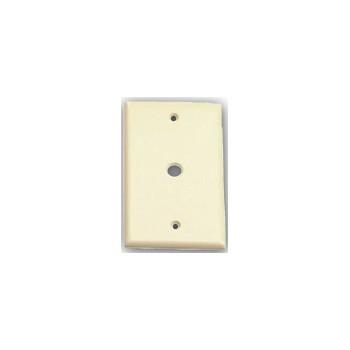 Leviton 001-86013 Iv Phone/Cab Cvr Plt
