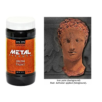 Iron Metal Paint ~  16 ounce