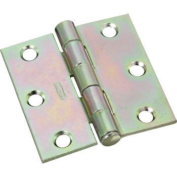 Loose-Pin Broad Hinges, Zinc ~ 2 1/2""