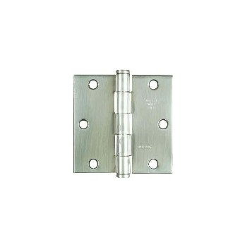 Stainless steel Hinges, Visual Pack 514 3 - 1 / 2 Inches