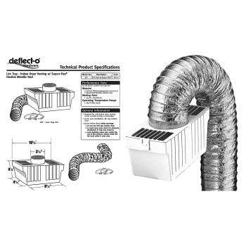 Lint Trap /Super Duct Kit