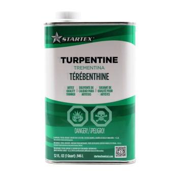Startex Chemical 70009 Gum Turpentine ~ Quart
