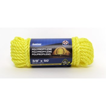 3/8in. X 50ft. Tw Poly Rope