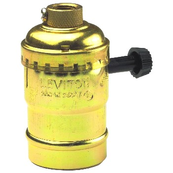 3-Way Turn Knob Lampholder