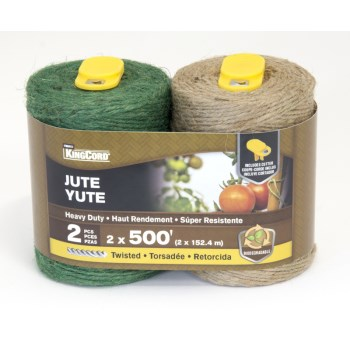 Mibro Group   310121 500ft. 24# Jute Twine