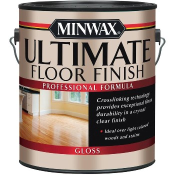 Ultimate Floor Finish, Gloss Sheen ~ Gallon