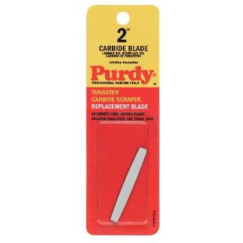 """PSB/Purdy  Scraper Replacement Blade, Carbide ~ 2"""""""