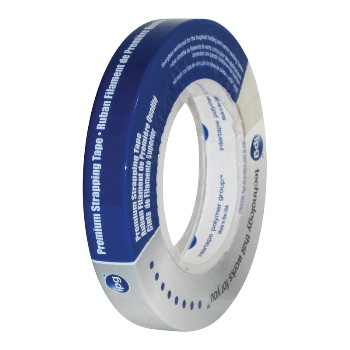 Strapping Tape, 9715 .75 inch x 60 yd