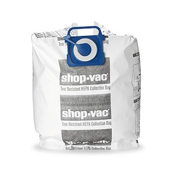 Shop Vac Corp - Accessories 9021733 Shop Vac Hepa Bag ~ 5 - 10 Gallon