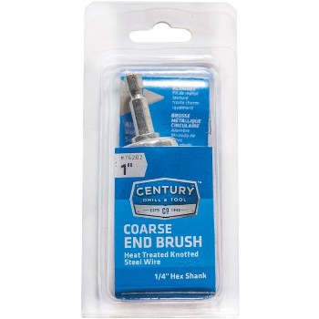 1 Knotted End Brush