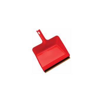 Home Dust Pan, Plastic 12 ""