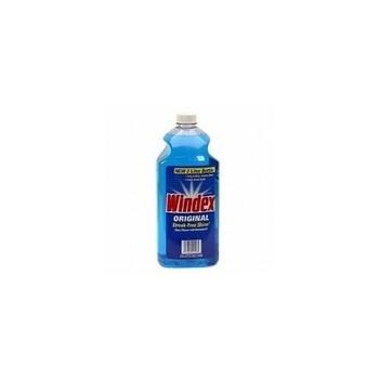 Windex 00128 Blue Windex Refill, 2 Ltr