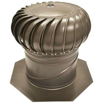 LL Bldg Prods GIC12WW 12in. Bronze Turbine