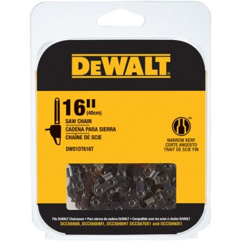 16in. Repl Saw Chain