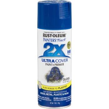 Rust-Oleum 249114 Painters Touch 2x Ultra Spray ~ Deep Blue