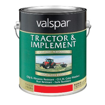 Tractor & Implement Paint, Orange ~ Gallon