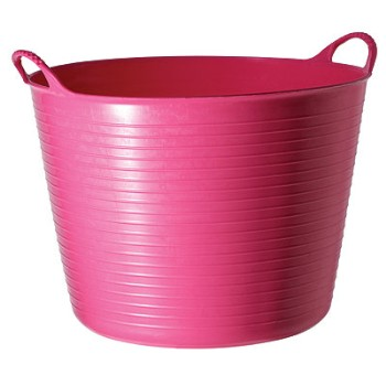TubTrug 6.5 Gallon Pink