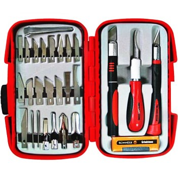 Hobby Knife Kit - 29 piece