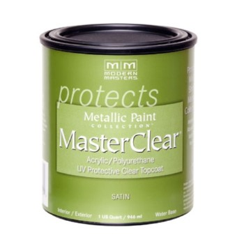 MasterClear ~  Satin/One Quart