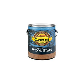 Wood Stain - Water Borne - Red Mahogany - 1 gallon