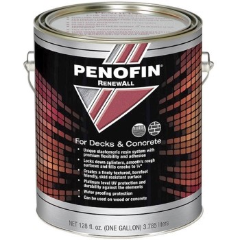 RenewALL For Decks & Concrete, Suede ~ Gallon