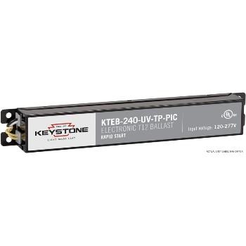 Keystone Technologies KTEB240UVTPPIC Kteb-240-Uv-Tp-Pic Ballast