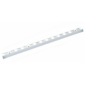 "Double Track Shelf Standard 82 Series, 39"" - White"