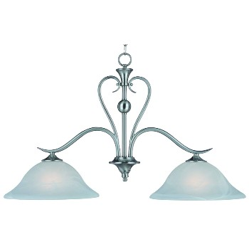 Two Light Pendant Light