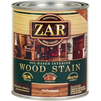 Provincial Wood Stain, Quart