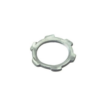 Rigid Conduit Locknut, 2-1/2""