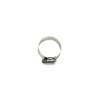 Hose Clamp, 1 x 2 inch