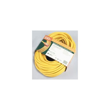01659 12/3 100ft. Yel Ext Cord