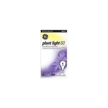 GE 41624 Plant Light Bulb, 60 watt