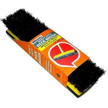 Deck Brush, 12 inch