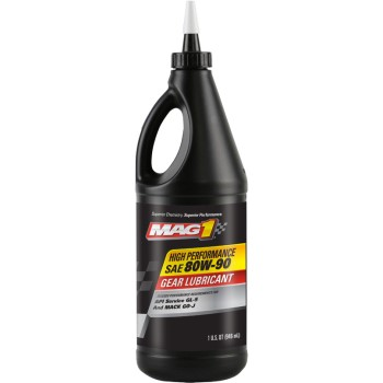 00820 Qt 80w90 Gl-5 Gear Oil