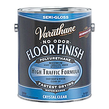 Crystal Clear Floor  Finish, Semi-Gloss ~ 1 Gallon