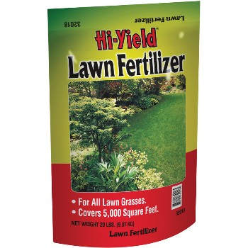 Lawn Fertilizer, 20 lbs ~ Analysis: 15-0-10