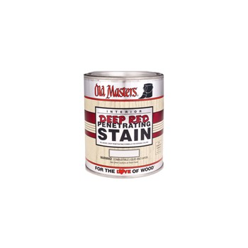 Old Masters 44204 Qt Vin Burg Dp Red Stain