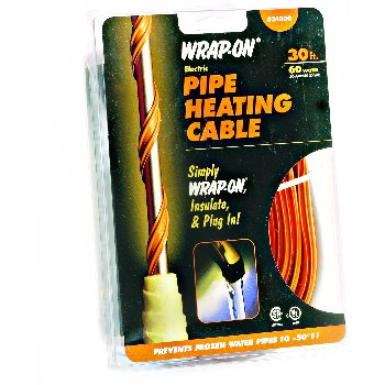 Pipe Heating Cable, 30 feet