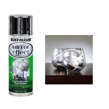 Rust-Oleum 267727 Mirror Effect Specialty Coating ~ 6 oz Spray